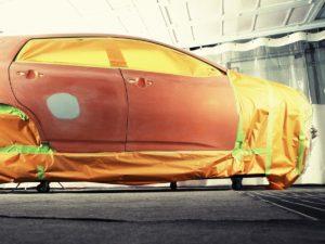 Carrosserie peinture auto Toulouse Blagnac